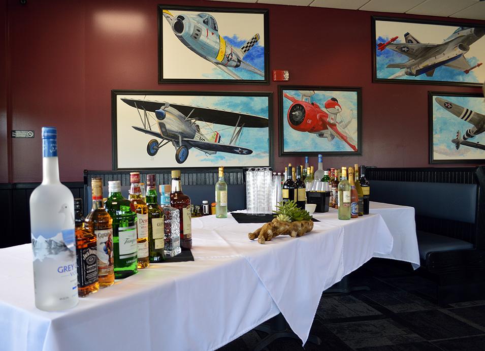 Founders Club Reception