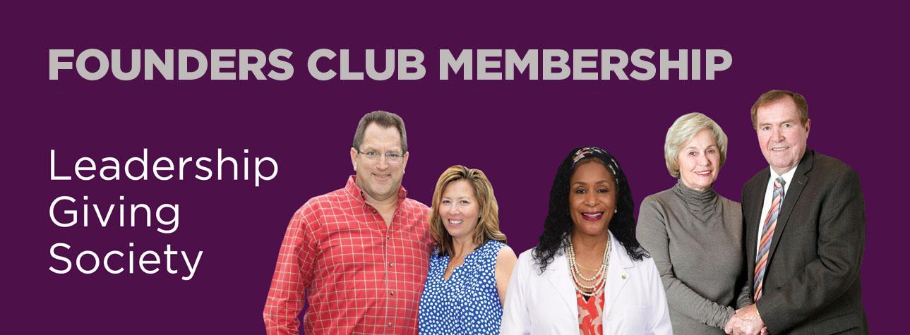 UPMC Altoona Foundation's Founders Club
